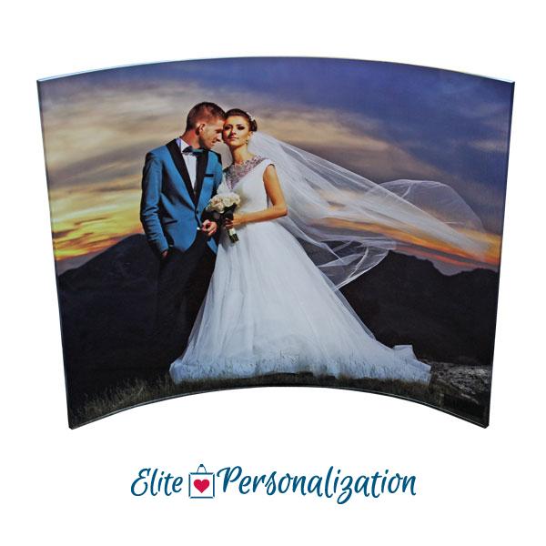 Elite Personalization - Acrylic Photo - Wedding