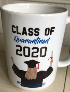 Elite Personalization - Senior Strong Mug Quarantine 2020