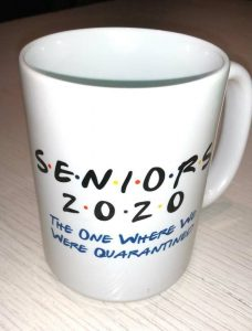 Elite Personalization - Senior Strong Mug Quarantine