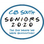 Seniors 2020 Window Decal